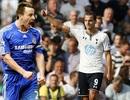 Chelsea cầm chân Tottenham trong thế thiếu người