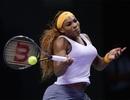 Serena Williams toàn thắng ở vòng bảng