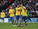Ramsey chói sáng, Arsenal dễ dàng đè bẹp Cardiff