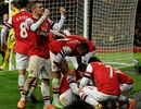 Nhìn lại trận thắng chật vật của Arsenal trước Cardiff