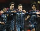Arsenal tiếp tục ôm hận trước Bayern Munich