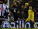 Chelsea hụt chiến thắng trước  West Brom