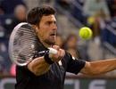 Djokovic ngược dòng hạ Cilic để lần thứ 7 vào tứ kết