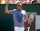 """""""Thổi bay"""" Dolgopolov, Federer lần thứ 5 vào chung kết"""