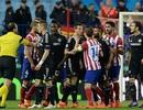 """90 phút đọ """"cơ bắp"""" giữa Chelsea và Atletico"""