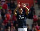 """12 năm Rio Ferdinand trong màu áo """"Quỷ đỏ"""""""
