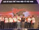 Chính thức khởi động giải eSports lớn nhất trong năm