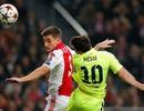 Ajax 0-2 Barcelona: Messi lập cú đúp đưa Barca vào vòng sau