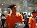 Quên nỗi buồn thua Thái Lan, Olympic Việt Nam háo hức chờ đấu Malaysia