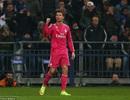 C.Ronaldo san bằng kỷ lục của Messi và Raul