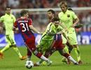 Đánh bại Barcelona, Bayern Munich bị loại trong danh dự