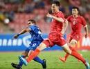 Đội tuyển Thái Lan thất bại trên sân nhà trước Triều Tiên