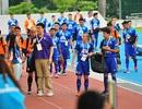 U23 Việt Nam chạm trán Thái Lan trên sân tập