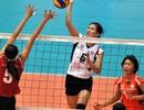 Đội tuyển bóng chuyền nữ Việt Nam đánh bại Iran