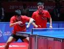 Bóng bàn Việt Nam khó tạo cú sốc trước chủ nhà Singapore