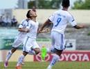Hà Nội T&T ngược dòng giành điểm trước QNK Quảng Nam