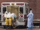 Bệnh viện Mỹ tiếp nhận một bác sĩ nhiễm Ebola trong tình trạng nguy kịch