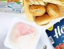 Bữa sáng nhanh đảm bảo dinh dưỡng cho con trẻ với phomat Hoff