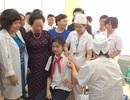 Trên 12 triệu trẻ đã được tiêm vắc xin Sởi - Rubella an toàn