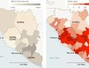 Những lo ngại mới trong cuộc chiến chống Ebola