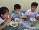 Những bất an bữa ăn học trò