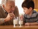 3 cốc sữa mỗi ngày giúp ngăn ngừa thoái thần kinh ở người già