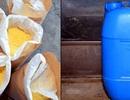 Phát hiện cơ sở chế biến đường sử dụng hóa chất công nghiệp