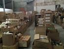 Bắt bốn kho mỹ phẩm dỏm ở TPHCM