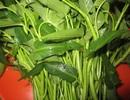3 sai lầm cần lưu ý khi ăn rau muống