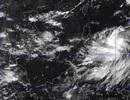 Áp thấp nhiệt đới gây thời tiết xấu trên biển