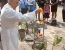 Tổ chức lễ cầu may cho thú cưng