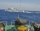 Tàu, máy bay quân sự Trung Quốc vẫn quần thảo quanh giàn khoan