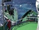 Trung Quốc tiếp tục tăng tàu ra bảo vệ giàn khoan trái phép