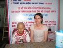 Mẹ khiếm thị chăm con bị ung thư giai đoạn cuối