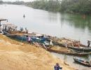 Khoanh vùng cấm khai thác cát, sỏi, khoáng sản trên sông