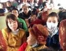 """Hành khách tuyến xe Mỹ Đình - Thanh Hoá bị """"nhồi nhét"""" kinh hoàng"""