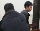 """Hà Nội: Cảnh sát áp giải thanh niên nghi trộm xe """"cố thủ"""" dưới sông"""