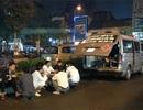 Hà Nội: Triệu tập 3 đối tượng đánh tài xế xe cứu thương tại cổng viện