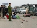 Hà Nội: Truy tìm xe container gây tai nạn chết người rồi bỏ trốn