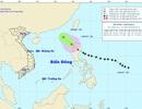 Vào biển Đông, bão mạnh Maysak suy yếu thành áp thấp nhiệt đới