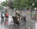 Chiều và đêm nay miền Bắc có mưa giông