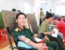 """Hừng hực khí thế xuất quân """"Hành trình hiến máu xuyên Việt"""""""