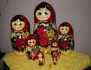 Búp bê Matryoshka: Nét đẹp văn hoá xứ Bạch Dương