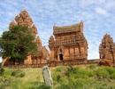 Đẹp mê hồn những dấu tích tháp Chăm cổ ở Ninh Thuận
