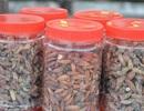 Thơm ngon hạt bàng rang Côn Đảo