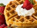 Hương vị ngọt ngào của bánh Waffle ở xứ sở tình yêu