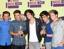 One Direction thắng lớn tại MTV Video Music Awards