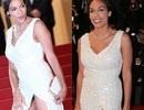 """Thêm một người đẹp """"lộ hàng"""" tại LHP Cannes"""