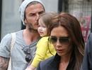 Vợ chồng Beckham đoàn tụ tại Paris