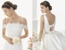 Siêu mẫu 9X tinh khôi với váy cưới